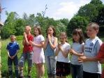Modlitwa przy kapliczce - fot. U. Koźma ::  8
