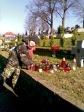 Pamiętamy o zmarłych - 5 - latki na cmentarzu w Rymanowie - fot. A. Szul ::  8