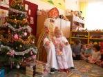 Mikołaj w oddziałach przedszkolnych - fot. T. Ziemba ::  8