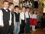 Święto Babci i Dziadka - program artystyczny 4-latków - fot. A. Szul ::  8