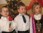 Święto Babci i Dziadka - występ dzieci z grup