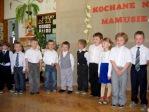 Dzień Matki w oddziałach przedszkolnych - fot. M. Dąbek ::  96