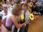 Dzień Matki w oddziałach przedszkolnych - fot. M. Dąbek ::  98