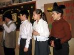 Święto Babci i Dziadka - program artystyczny uczniów z klasy IIIb - fot. A. Szul ::  99