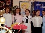 Spotkanie bożonarodzeniowe w klasie IIIb - fot. R. Ziajka ::  9