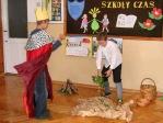 Święto pieczonego ziemniaka w klasach I - III - fot. M. Dąbek ::  9