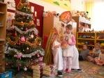 Mikołaj w oddziałach przedszkolnych - fot. T. Ziemba ::  9