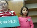 W bibliotece szkolnej - fot. M. Kasperkowicz ::  9