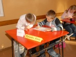 VIII Międzyszkolny Konkurs promujący czytelnictwo dla uczniów klasy III w Króliku Polskim - fot. ZSP w Króliku Polskim ::  9