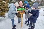 Rozrywki zimowe klasy 2a